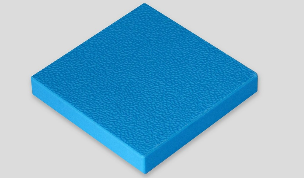 Niebieski antypoślizgowy