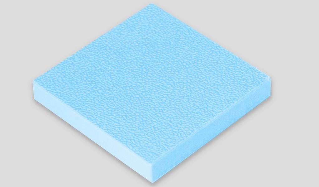 Stalowoniebieski antypoślizgowy
