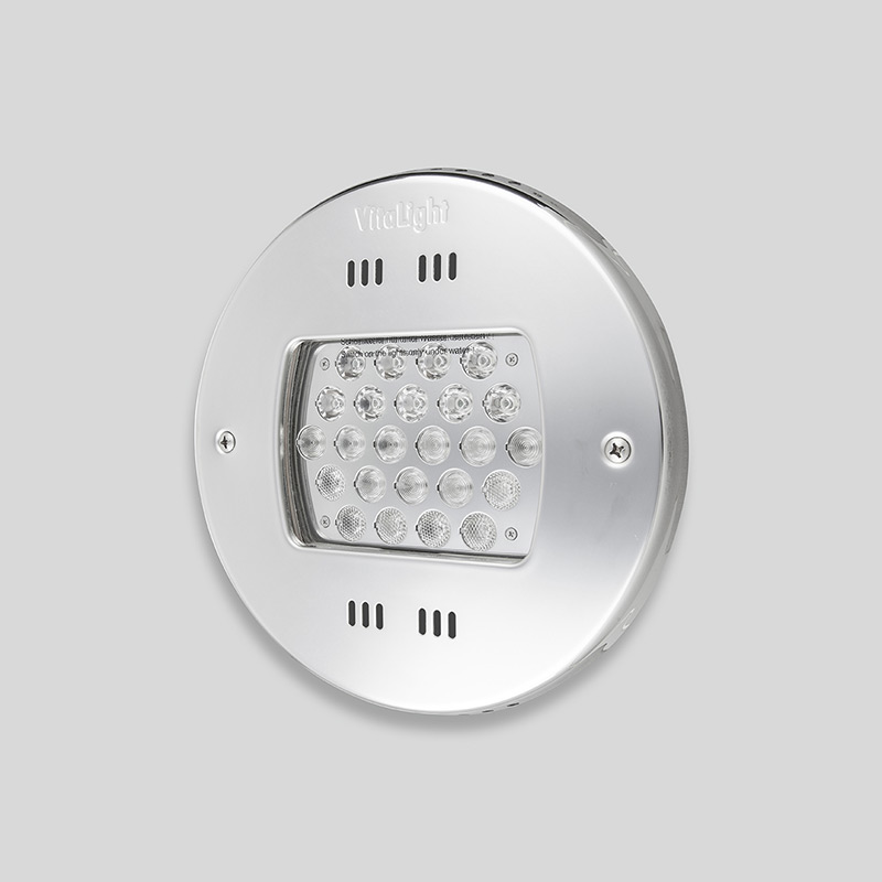 <a style='font-size: 11px;'>Hugo Lahme LED, okrągły, ze stali nierdzewnej</a>